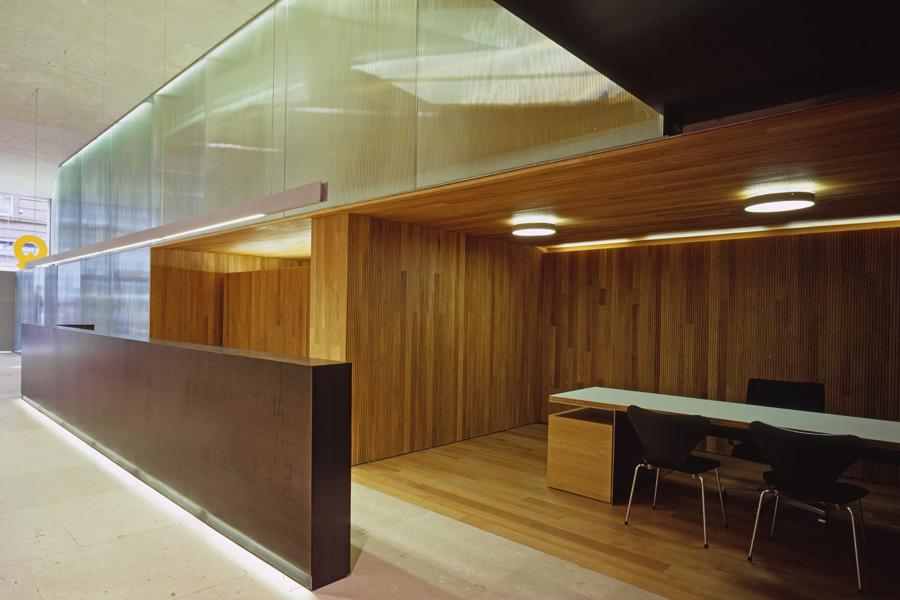 M40 equipamientoarquia oficina pamplona m40equipamiento - Arquitectos en pamplona ...